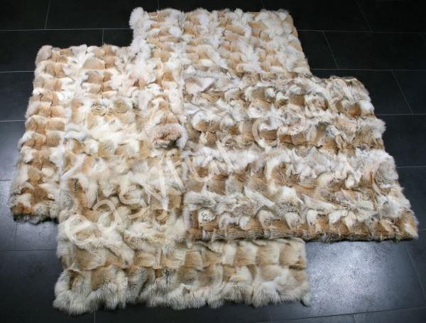 Coyote Pieces Fur Body (Fur Harvesters)