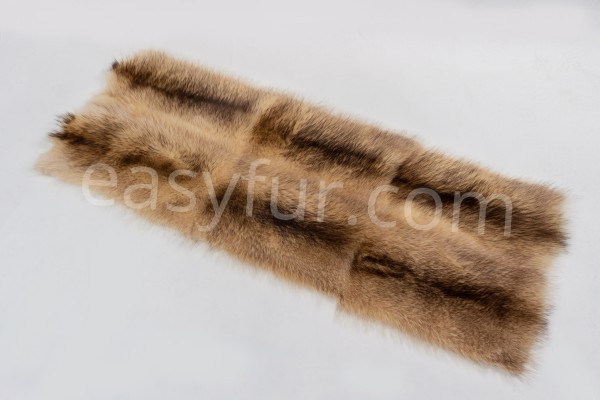 Raccoon Fur Plates