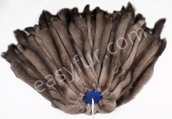 Russian Sable Pelts - Tortora