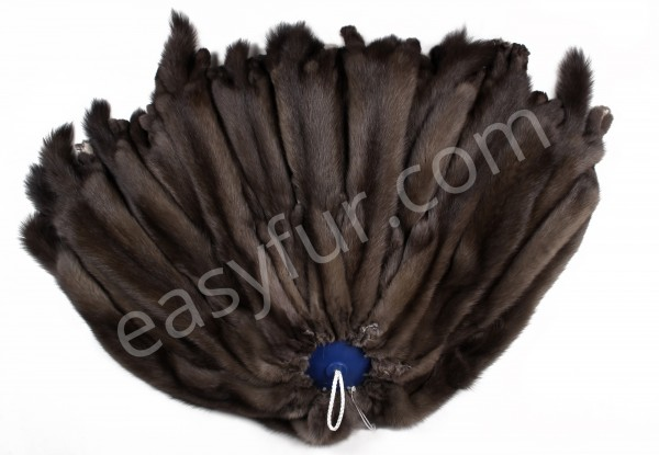 Russian Sable Pelts - Titanio