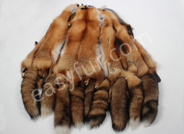Canadian Red Fox Skins (Fur Harvesters)